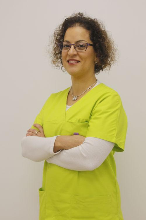 Blanca Cubero Elcarte, fisioterapeuta especializada en Suelo Pélvico, fisioterapia traumatológica, deportiva y drenaje linfático