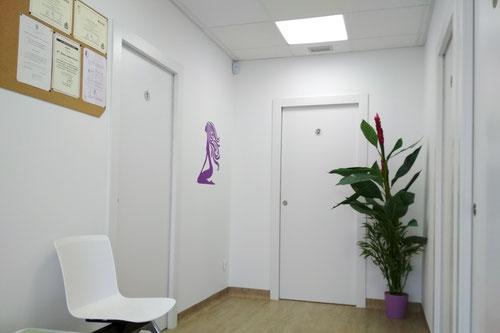 Sala de Espera de Clínica Fisia
