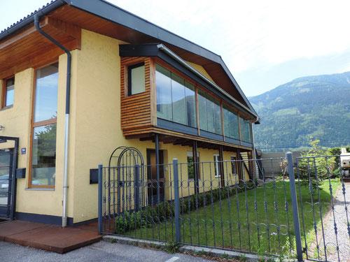 HAuptsitz der Illustar GmbH, welche Teilweise im Besitz der MiM ist.