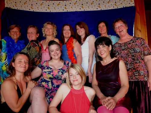 June 2012 - Goddess Group Sooke BC