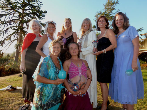 September 2012 Goddess Group - Sooke, BC