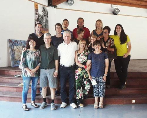 Giugno 2019 — Nuovo Consiglio Direttivo (quasi) al completo...