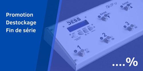 Destockage switcher, Dess destockage, DESS Promotion