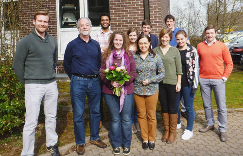 March  25, 2015: Karin Haehnel has now left the TATI group after 20 years.  We wish her well in her new position with Prof. Julia Skokowa (http://www.researchgate.net/profile/Julia_Skokowa).