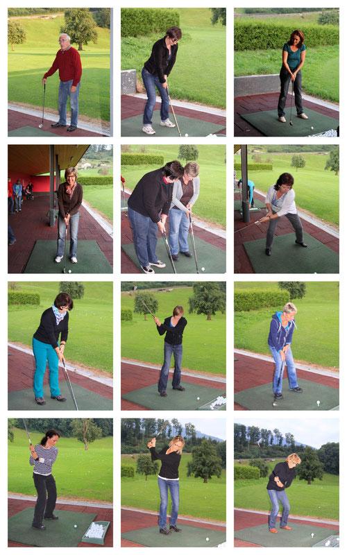 Golfen in Kerns