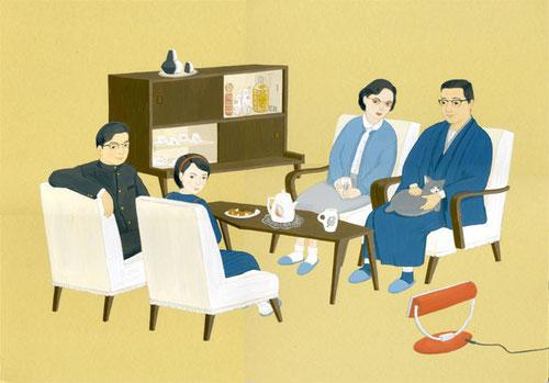 家族の肖像 Ⅲ