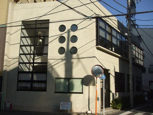 深川東京モダン館、外観