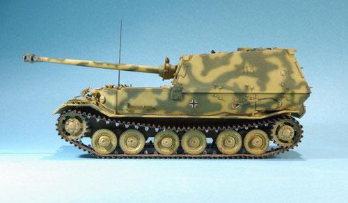 Jagdpanzer Ferdinand der schweren Panzer Jägerabteilung 653