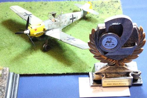 Modellbauwettbewerb beim PMC Main-Kinzig / Glückwunsch zum 2.ten Platz Florian