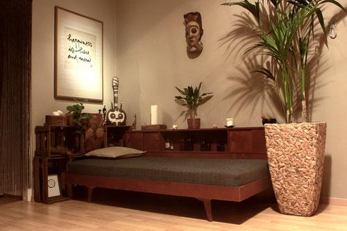 Tagesbett Hypnose Entspannungsmöbel