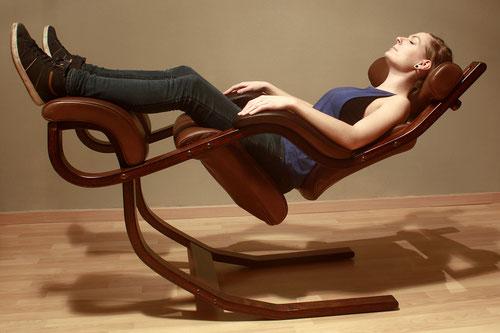 Zero Balance Hypnose Entspannungsmöbel
