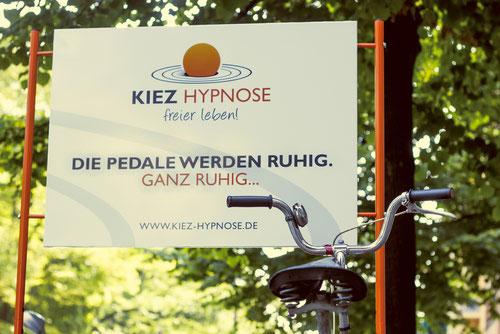 Kiez Hypnose Berlin Fahrradständer