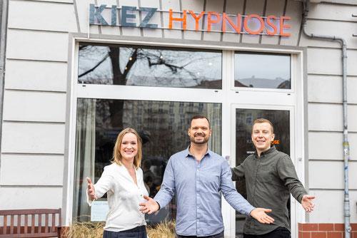Kiez Hypnose Berlin Team Mitarbeiter