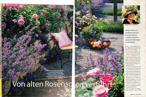 Flora Garten 6/03