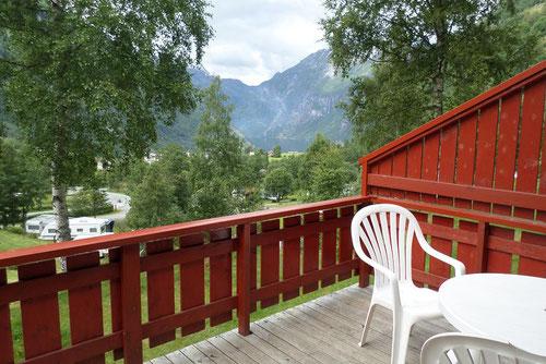 Qu'est-ce que l'on était bien sur cette terrasse !
