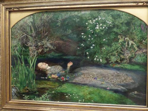 Ophelia de John Everett Millais