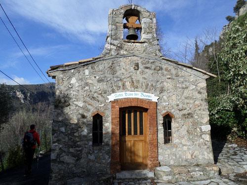 Petite chapelle Notre Dame des Baous