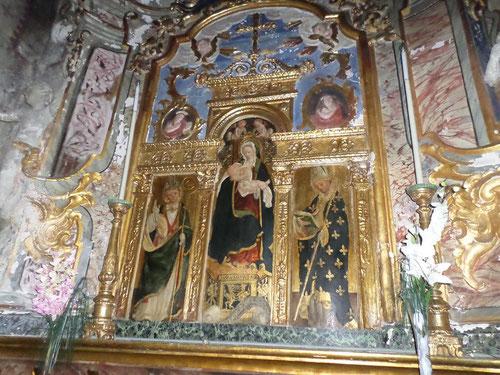 Triptyque Notre-Dame des Neiges