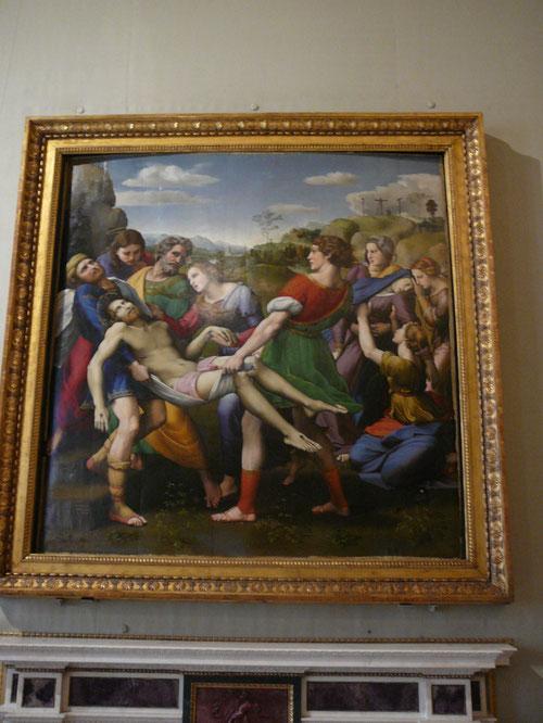 Deposizione di Cristo de Raphaël