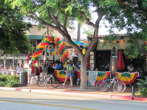 La rue principale State Street