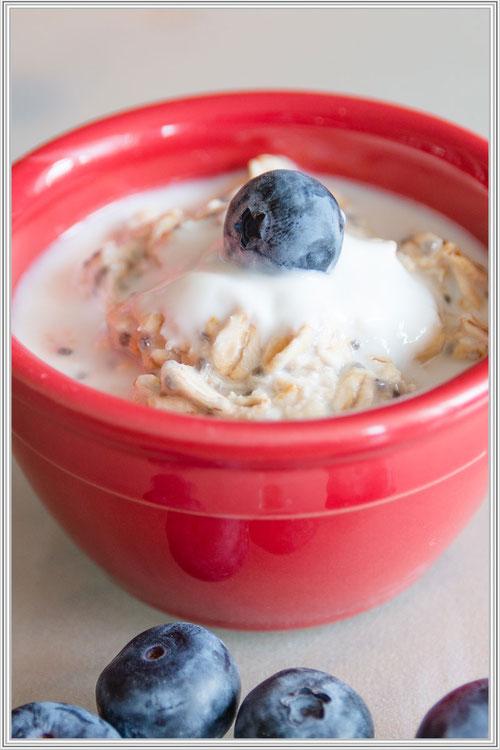 Porridge Rezept Blog mjpics.de