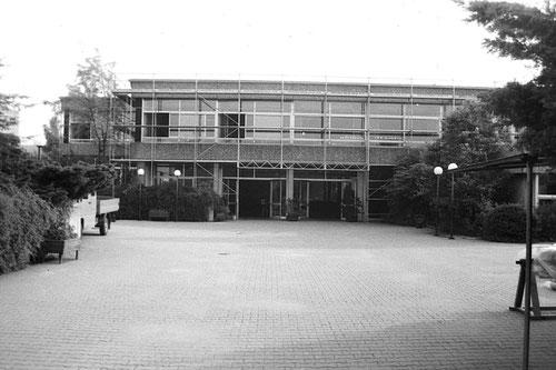 Hauptgebäude der GS Rauhenebrach