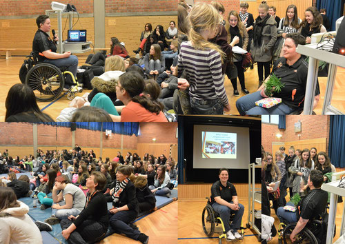 Anne-Frank-Realschule München 2013