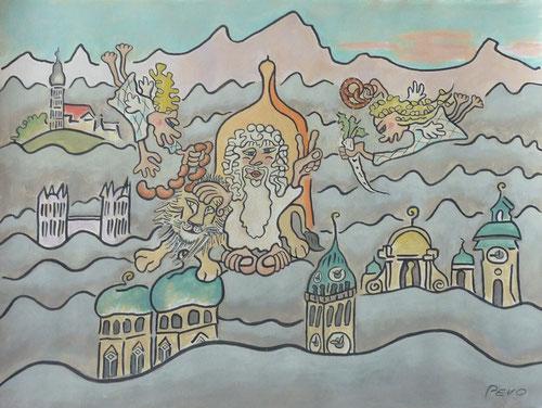 Himmlisches München