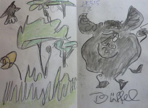 Serengetibüffel
