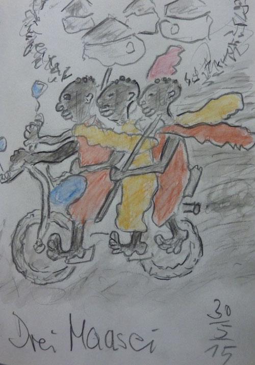 Drei Maasei