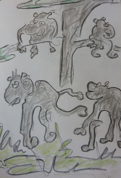 Brotloser Affenbaum