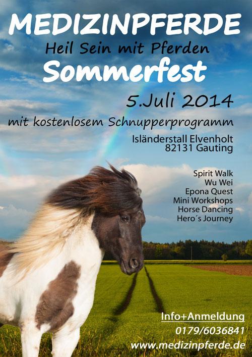 Therapie mit Pferden München süd-west, Pferdetherapie, Workshops zu bewusstseinsentwicklung