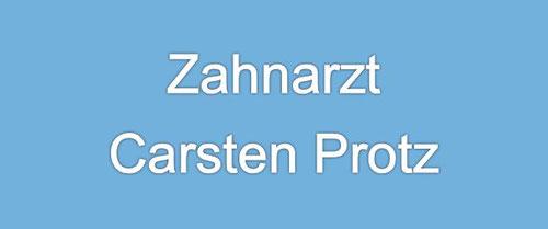 Zahnarzt Carsten Protz