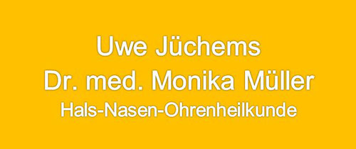 HNO Monika Müller und Uwe Jüchems