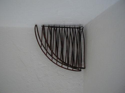 eckkorb; raum für zeitgenössische kunst, zürich ©stephan brenn