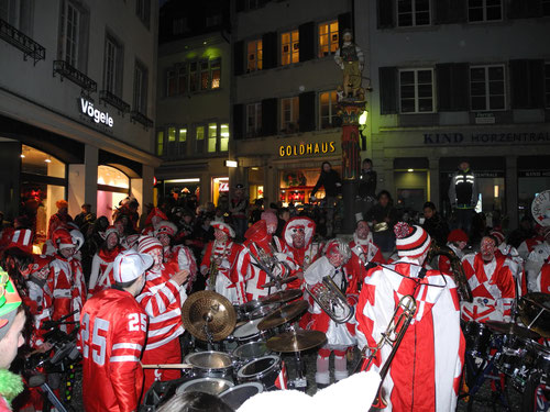 fotos gugge fasnacht solothurn