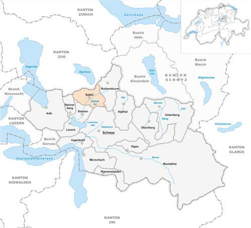 Luzern Schwyz - Ferien Schweiz