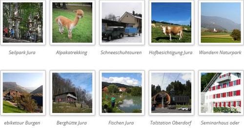 Naturpärke Schweiz