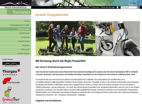 Mit e-trotti zur Kartause Ittingen click