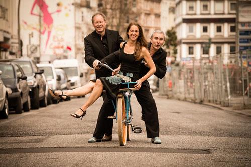Auf dem Weg zum Tango Argentino tanzen im  La Yumba auf St. Pauli, Hamburg