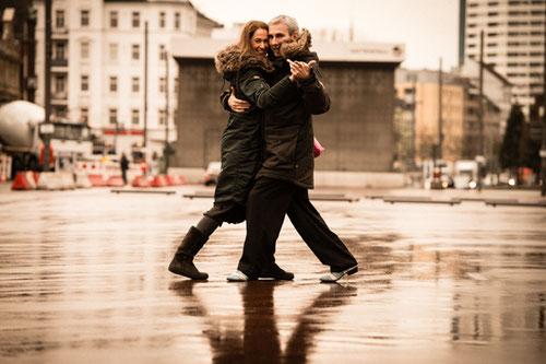 La Yumba - Tango Agentin auf St. Pauli mit Dorothee Rudel & Ivano Bertazzo