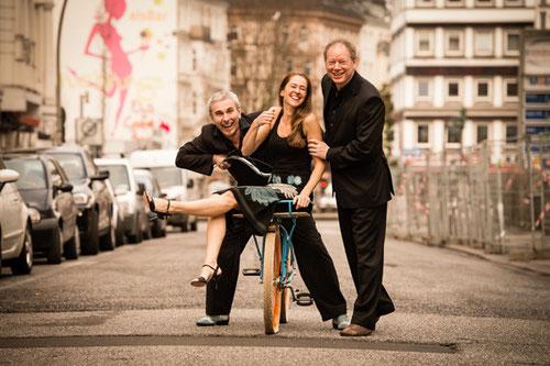 Auf dem Weg zu Tango Argentino Unterricht ins La Yumba auf St. Pauli