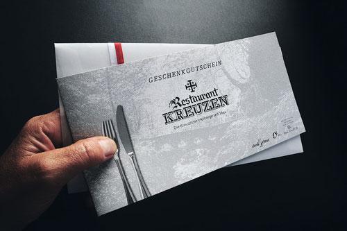 restaurant kreuzen solothurn Gutschein