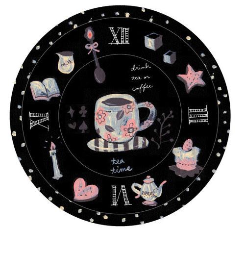 tea time dish