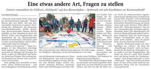 (Quelle: Rhein-Neckar-Zeitung vom 14.05.2014)