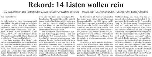 (Quelle: Rhein-Neckar-Zeitung vom 28.03.2014)
