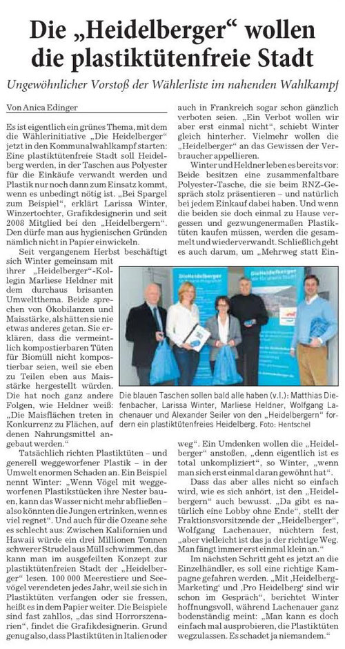 (Quelle: Rhein-Neckar-Zeitung vom 08.02.2014