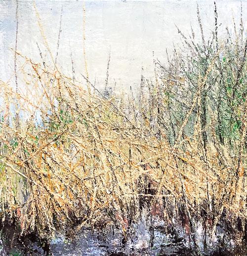 Öl, 100 x 80 cm