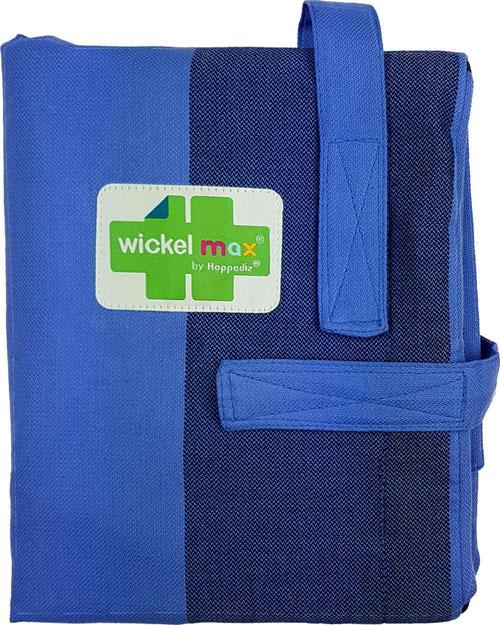 wickelmax der wickeltisch für unterwegs, hoppediz wickelmax Test, dein wickeltisch für unterwegs