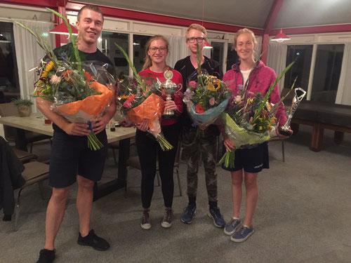 Team Harte is winnaar van de Bloemenzegelbokaal 2018